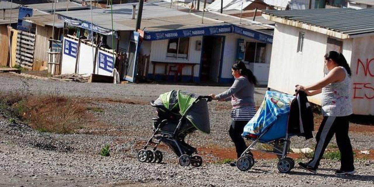 Casen 2017: deterioro del trabajo deja a la pobreza estancada