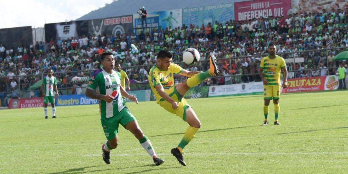 ¿Dónde y a qué hora ver el juego Guastatoya vs. Antigua por el pase a la Concacaf?