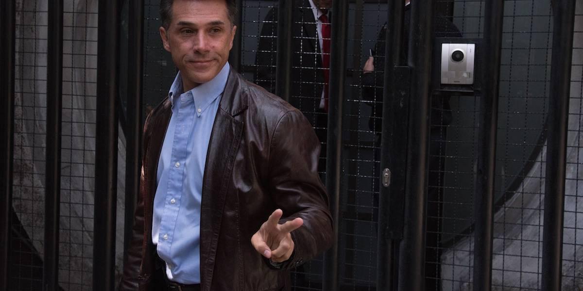 Sergio Mayer asegura que el sueldo como diputado no le alcanza