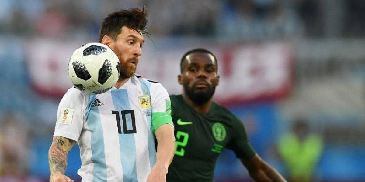 Scaloni dice que decisión de Messi con la albiceleste es ocasional y no definitiva