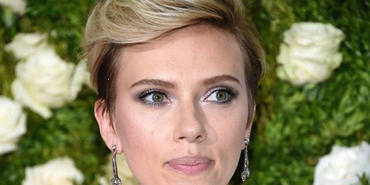 Scarlett Johansson, la actriz mejor pagada del mundo