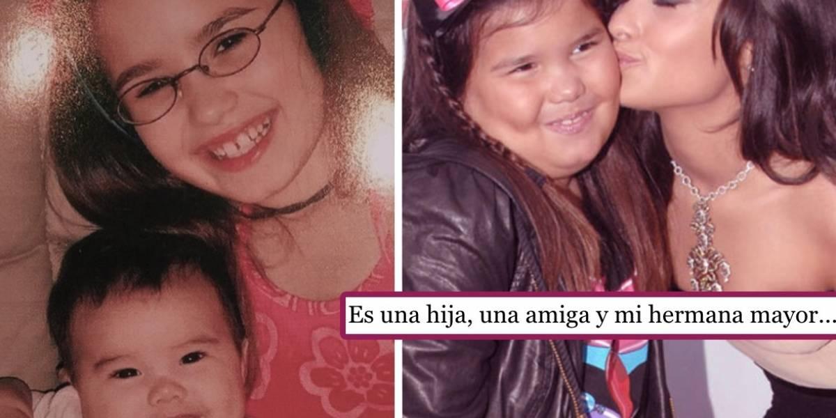 La emotiva carta que la hermana de Demi Lovato le envió por su cumpleaños
