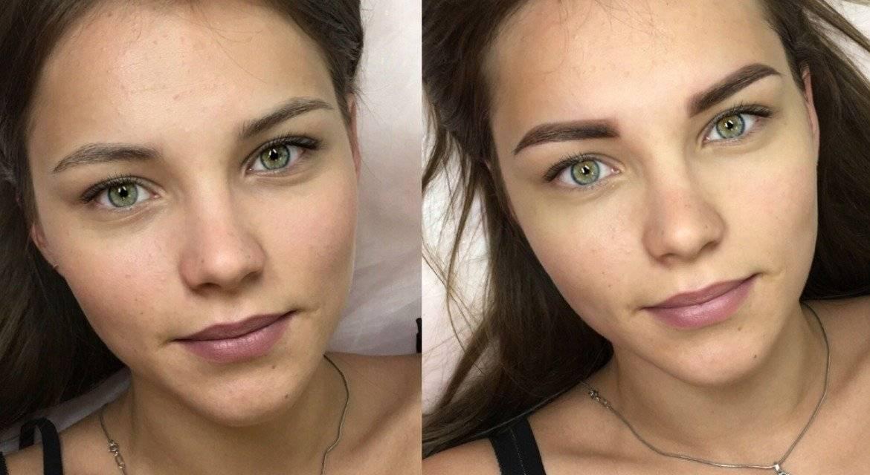 maquillaje semi permanente