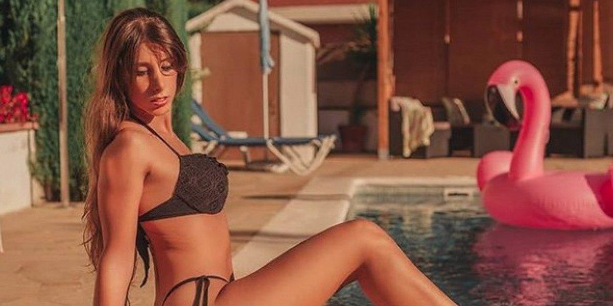 Judit Benavente, la sexy aficionada del Barça celebra un año más de vida