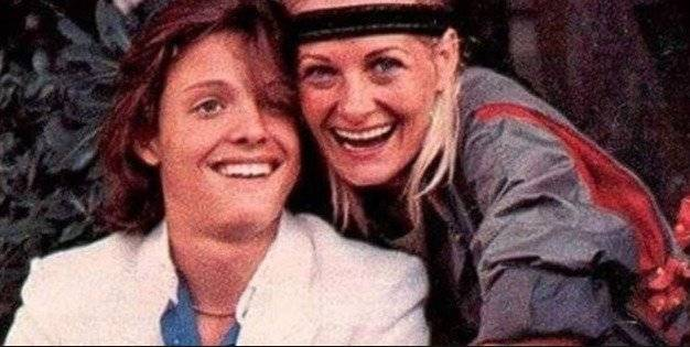 La mujer en un hospital psiquiátrico mantiene un parecido con la mamá del cantante Foto: Especial