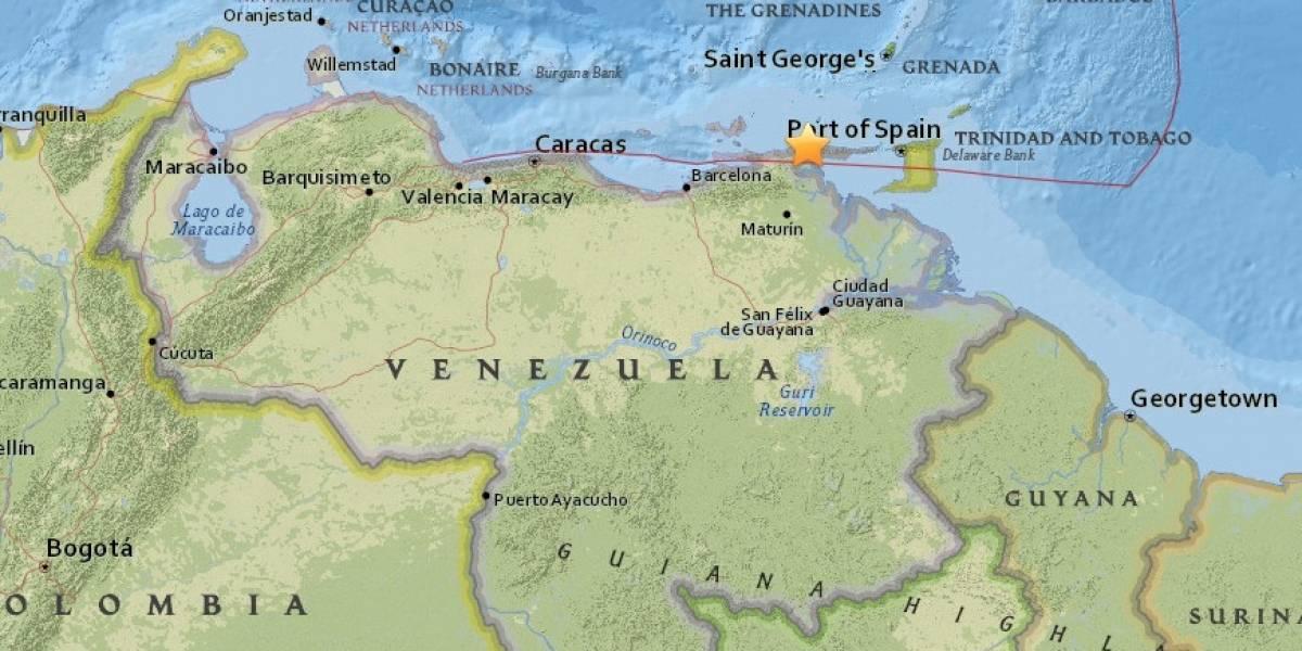 Sismo hoy 21 de agosto de gran magnitud en Venezuela