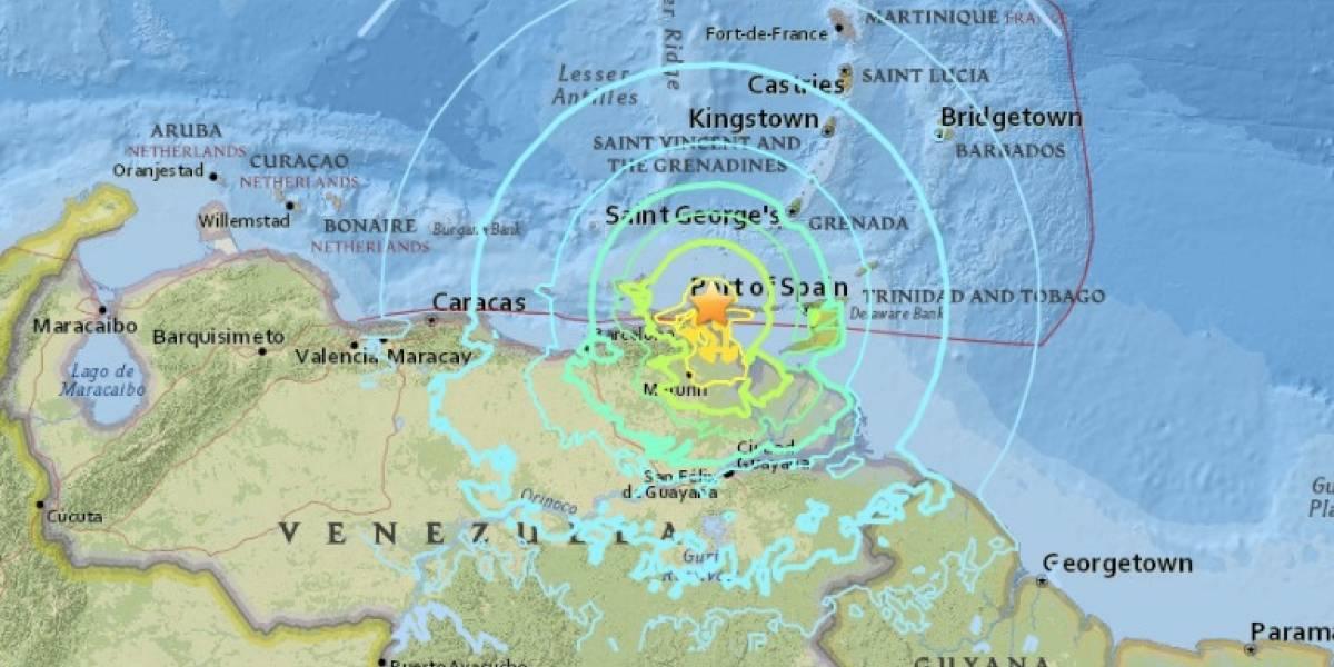Fuerte sismo de 7.3 grados sacude el oriente de Venezuela