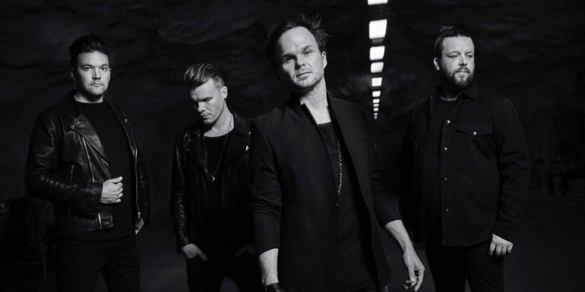 The Rasmus llega a Ecuador con nuevo single