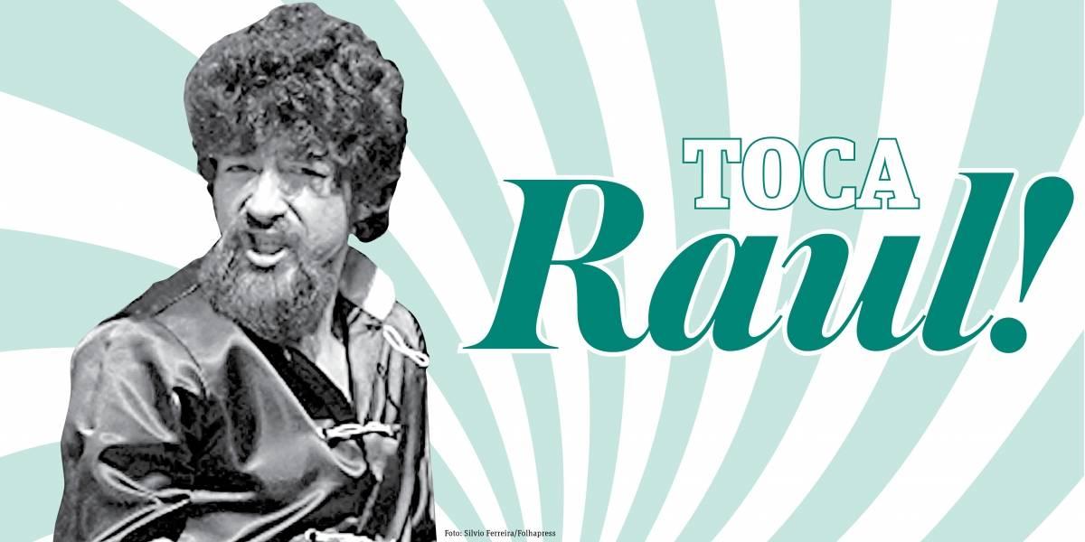 Raul Seixas ganha reedições de suas obras em vinil e CD