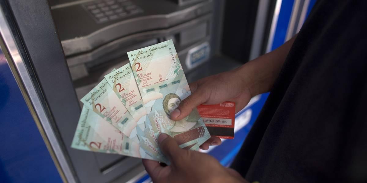 Venezuela amanece con paro parcial tras medidas económicas de Maduro