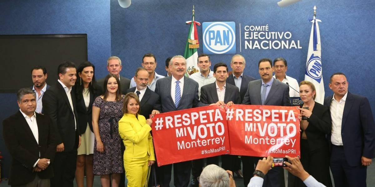 No permitiremos robo de elección en Monterrey y Guadalupe: PAN