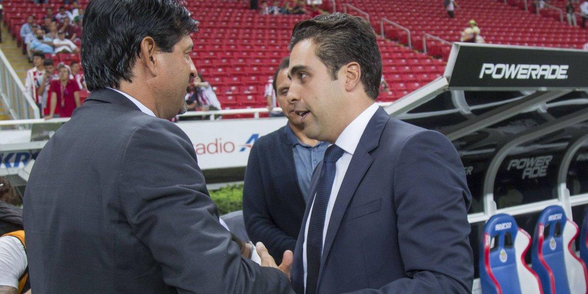 Necaxa no culpa al arbitraje por la derrota ante Chivas