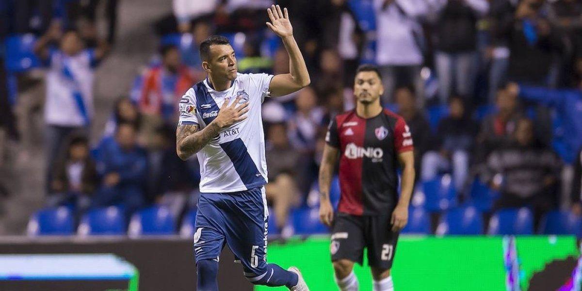 Puebla se impone sobre Atlas, que sigue sin anotar en el Apertura 2018