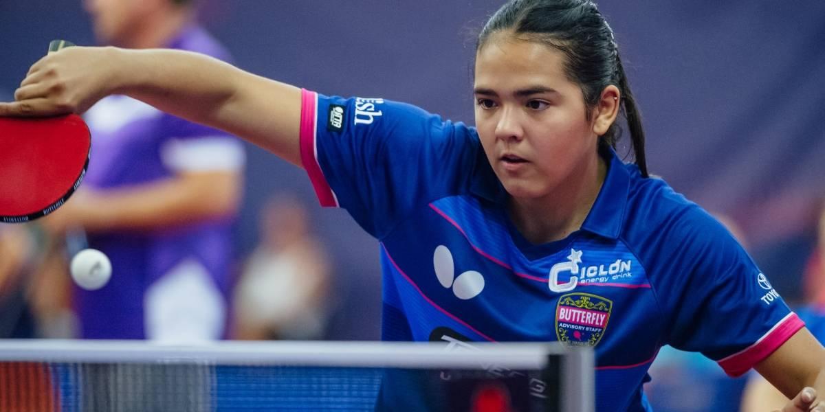 Adriana Díaz será la abanderada de los Juegos Olímpicos de la Juventud