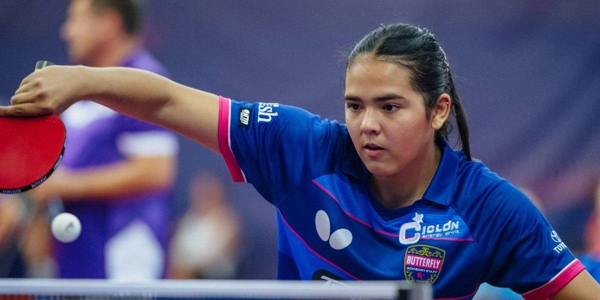 Adriana Díaz entra a las mejores 32 en República Checa