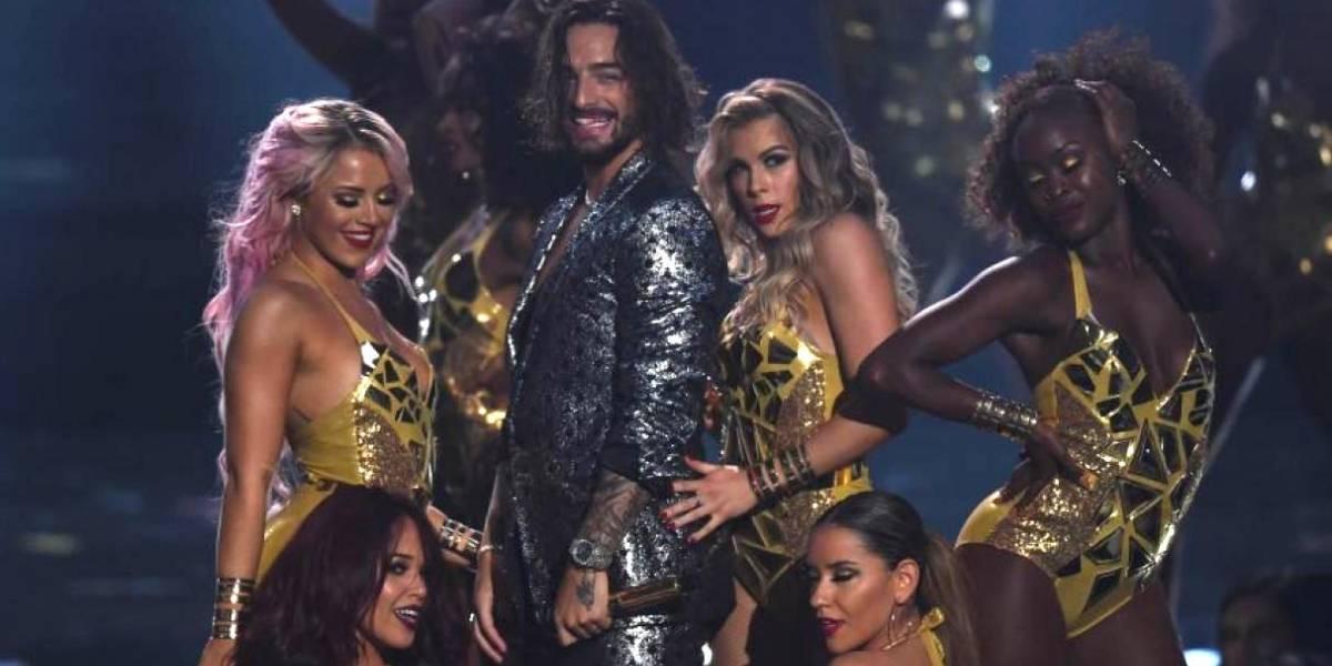 ¡Maluma miente! Shakira y Alejandro Sanz cantaron en español por primera vez en los VMA