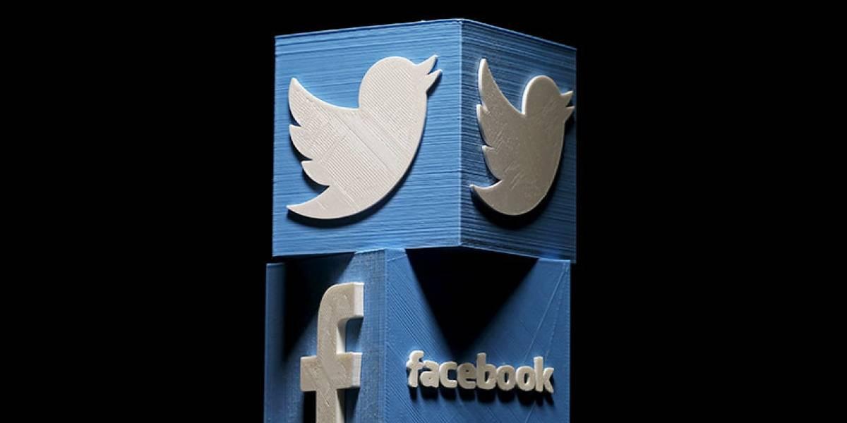 """Facebook y Twitter están suspendiendo cuentas """"poco auténticas"""" y """"manipuladoras"""""""
