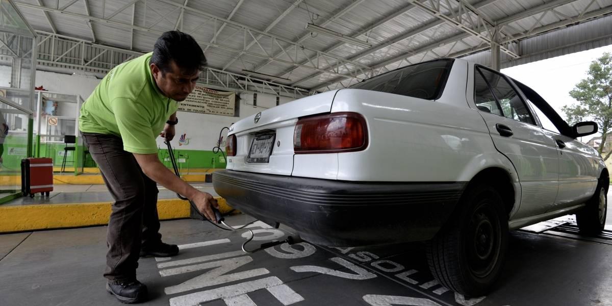 Alistan operativos contra vehículos contaminantes en el estado