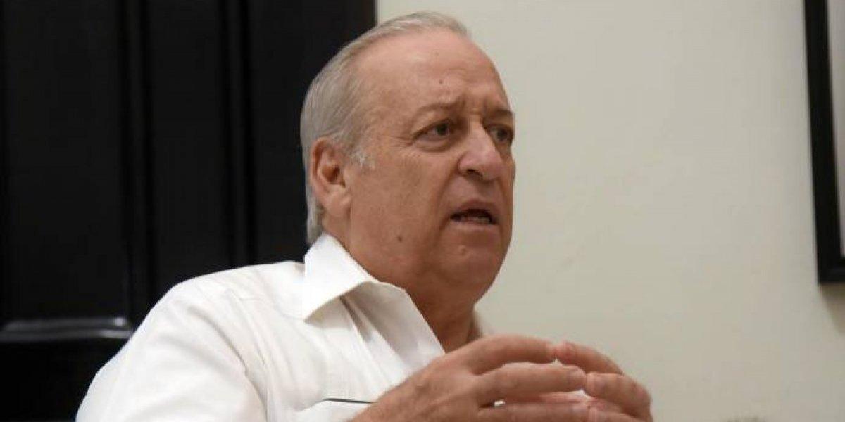 Ministerio de Cultura cancela al director regional en Santiago, Lincoln López