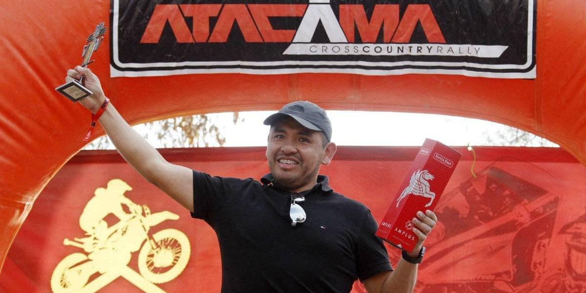 Chilenos ganaron el Road to Dakar en el Atacama Rally