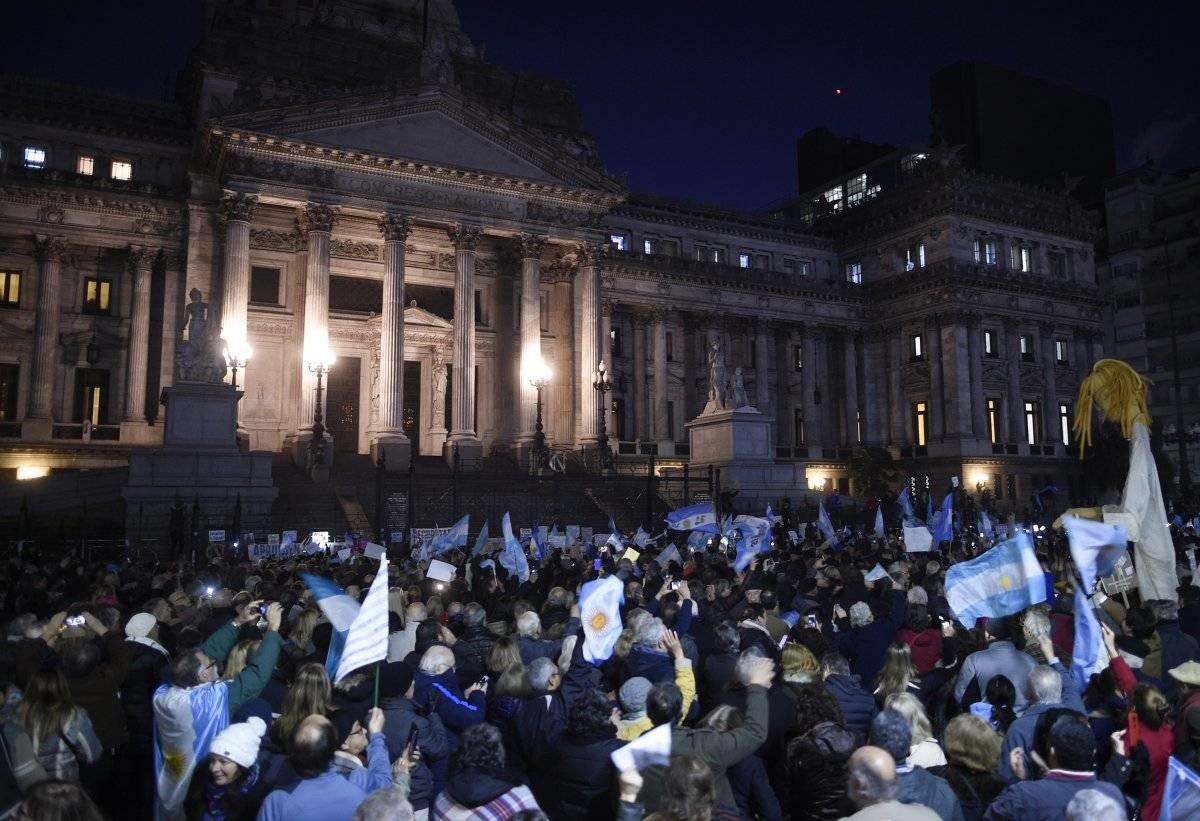 Allanamiento Cristina Fernández