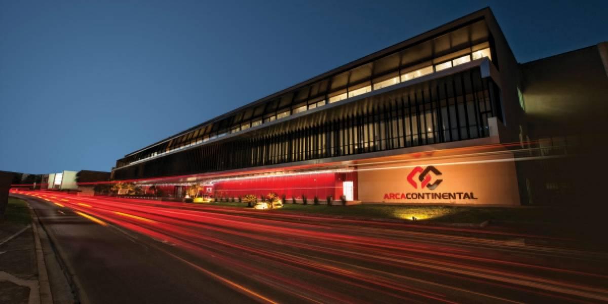 Soplan cambios en embotelladora Arca Continental