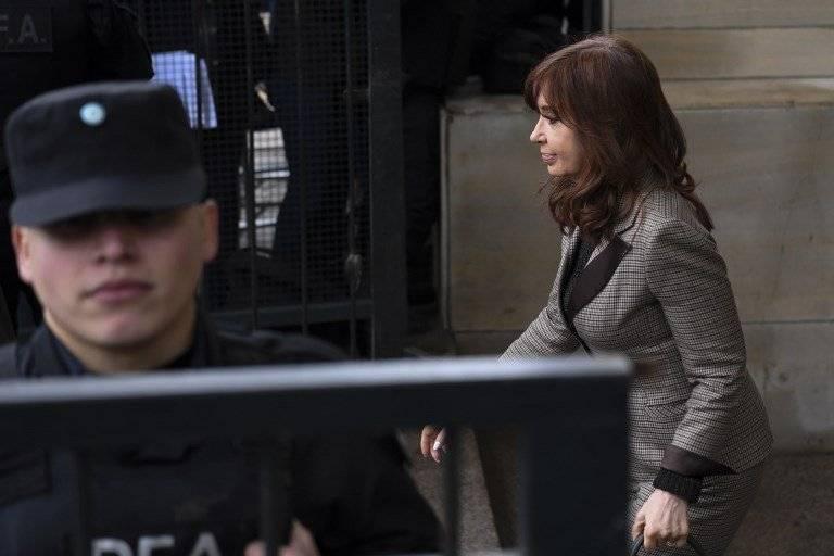 Cristina Kirchner, senadora argentina