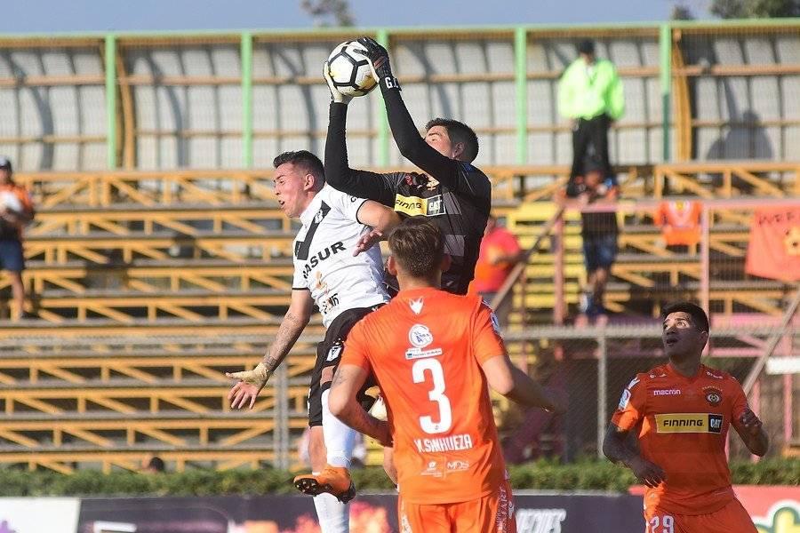 Gonzalo Collao / Foto: Agencia UNO