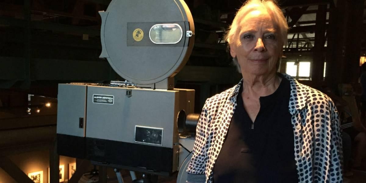 Nunca me amedrentó la misoginia en el cine, dice Bertha Navarro