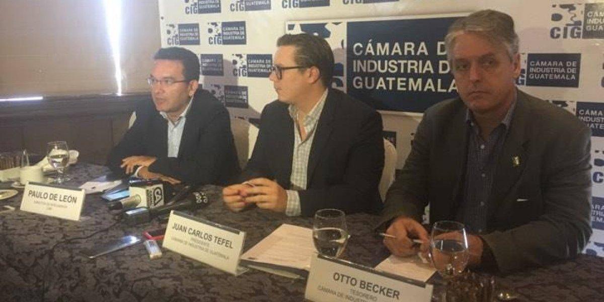 Cámara de Industria no participará en la manifestación de mañana