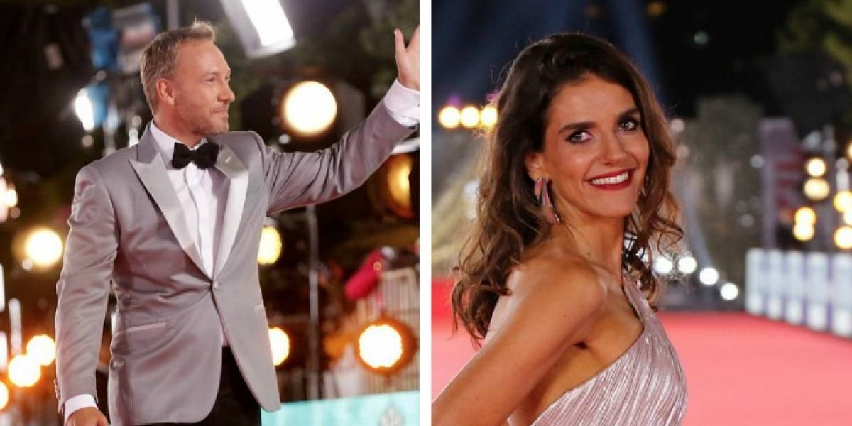 Festival de Viña 2019: Se confirma que Martín Cárcamo y María Luisa Godoy serán la dupla de animadores