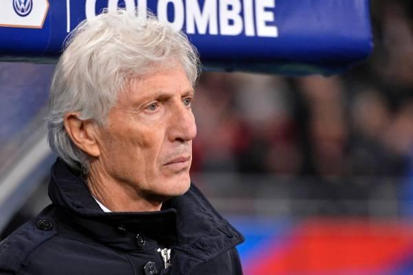 José Néstor Pékerman no continuará en la Selección Colombia
