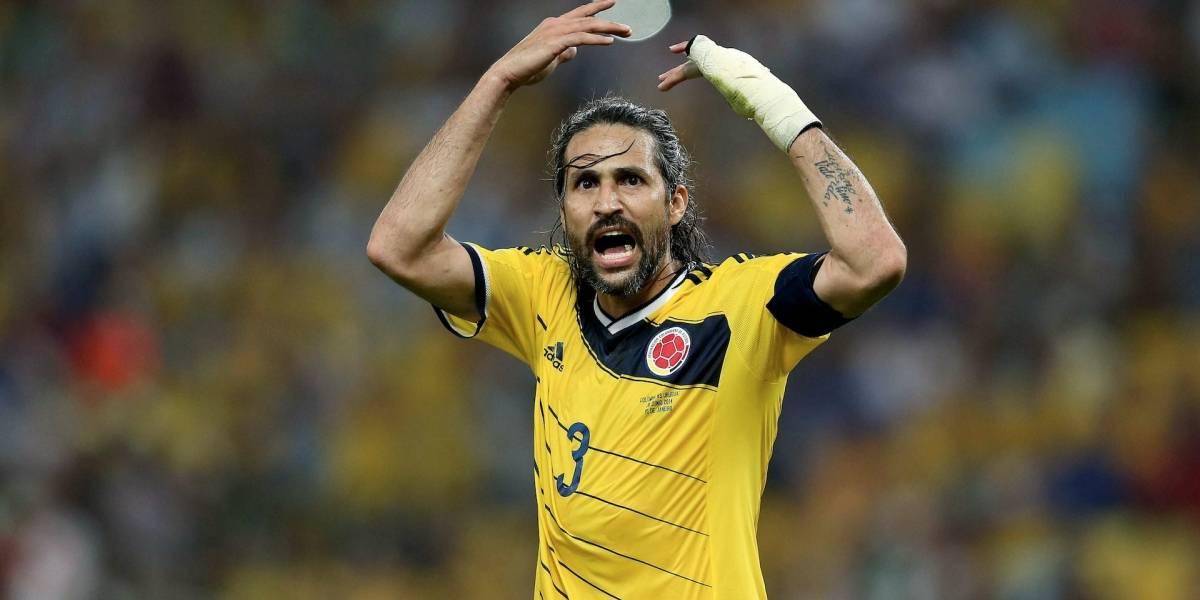 ¡Mario Alberto Yepes regresaría a la Selección Colombia!