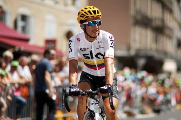 Sergio Luis Henao correrá la Vuelta a España 2018