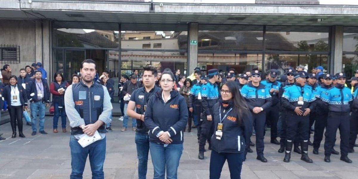 La Agencia Metropolitana de Control: 100 dólares de multa a los limpiaparabrisas que trabajen en espacios públicos