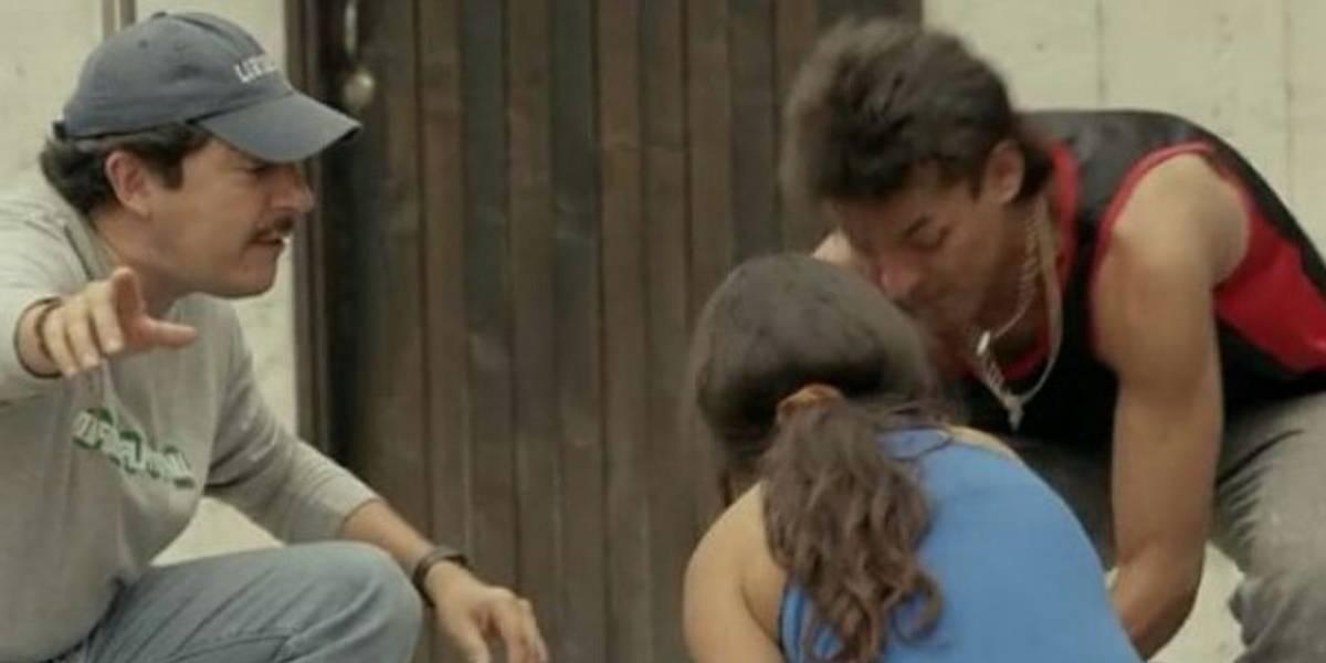Actor de 'La vendedora de rosas' estuvo a punto de morir por culpa de un disparo