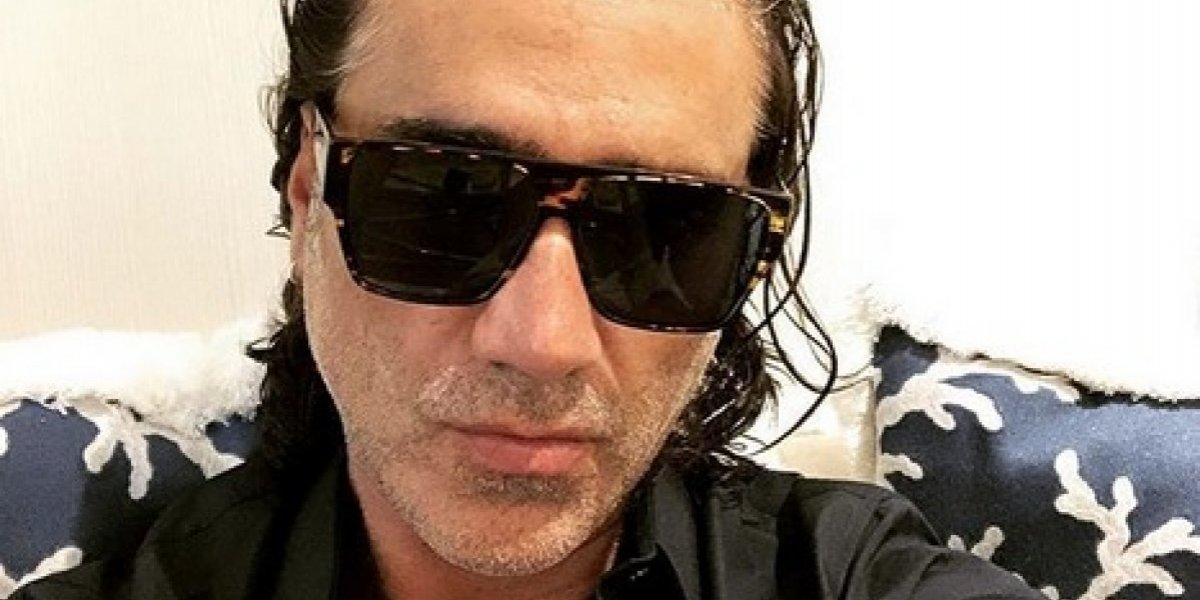 Alejandro Fernández 'corta' su mala imagen