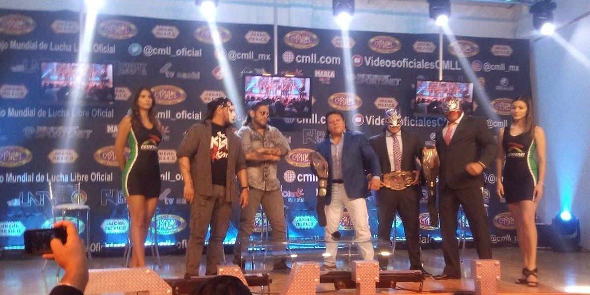 Cabelleras vs. cabelleras, los principales atractivos del Aniversario 85 del CMLL