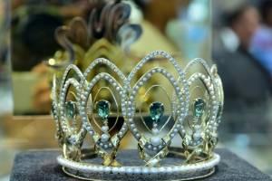 corona de Miss Universe Puerto Rico