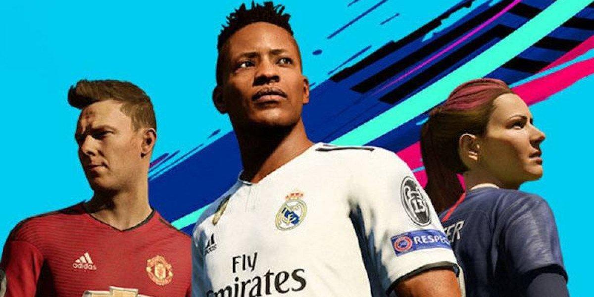 FIFA 19 tendrá tres protagonistas en el modo historia