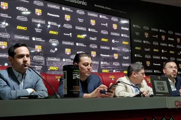 Barcelona SC: Se complican las para Frickson Erazo
