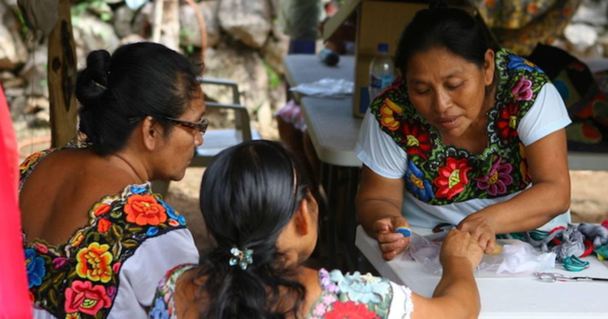 México: El INAH protegerá la propiedad intelectual de culturas indígenas