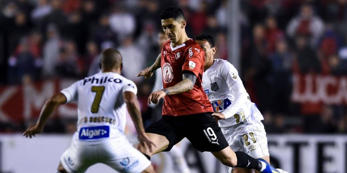 """El Tucu Hernández se gana el corazón de Argentina: """"El tiempista que todo Independiente esperaba"""""""