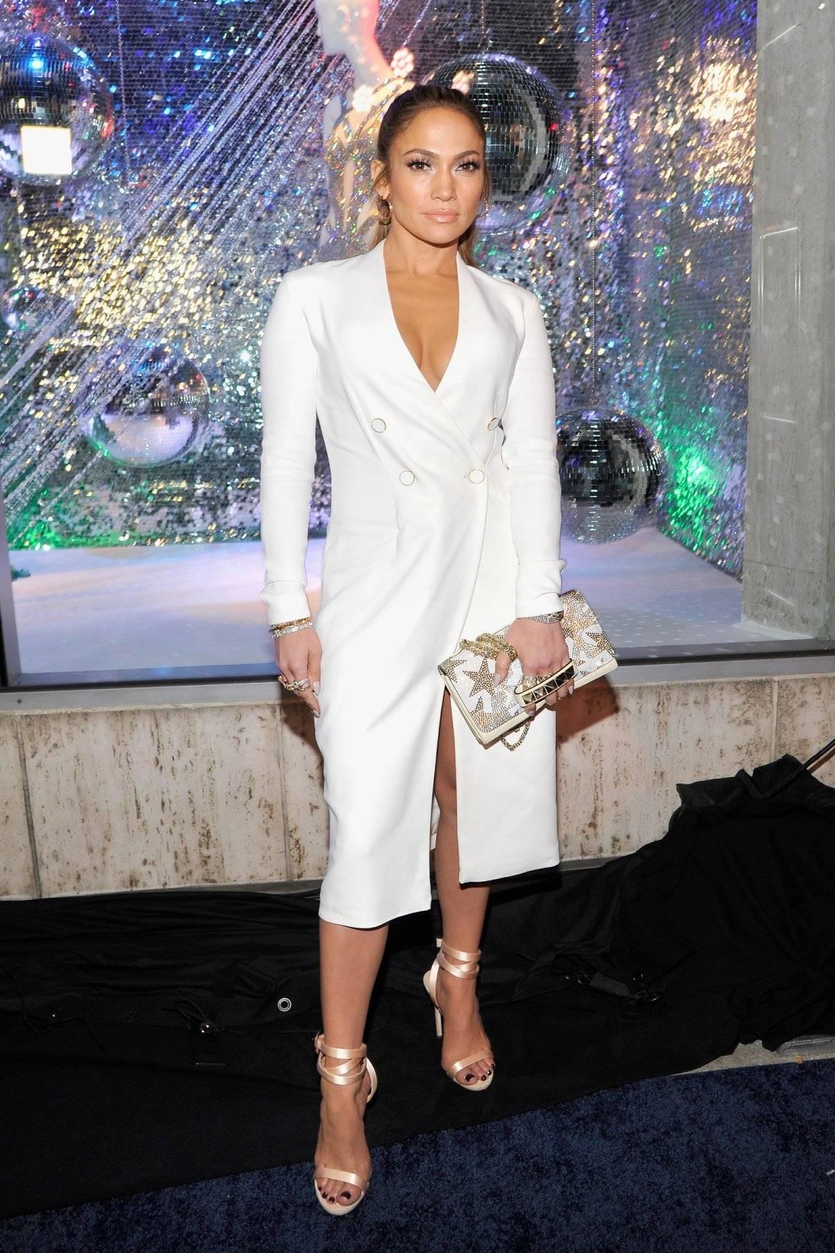 Jennifer Lopez Blazer
