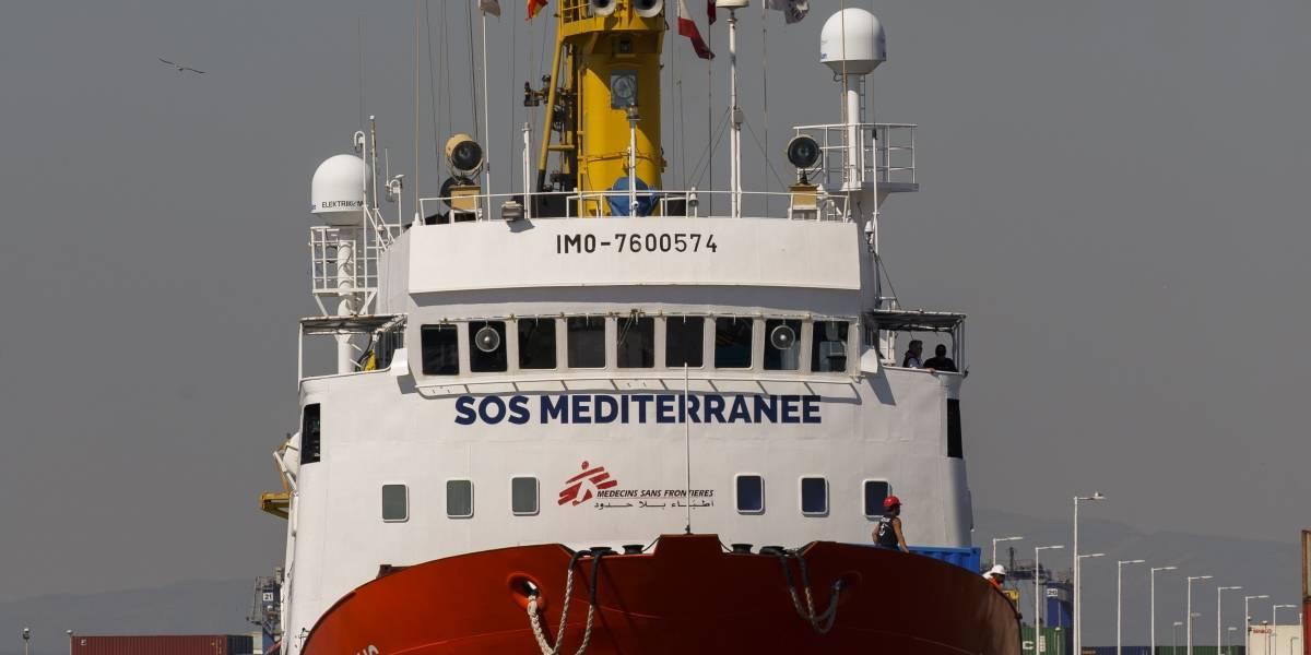 Criminalización a las organizaciones humanitarias no resolverá la migración: SOS Mediterránee