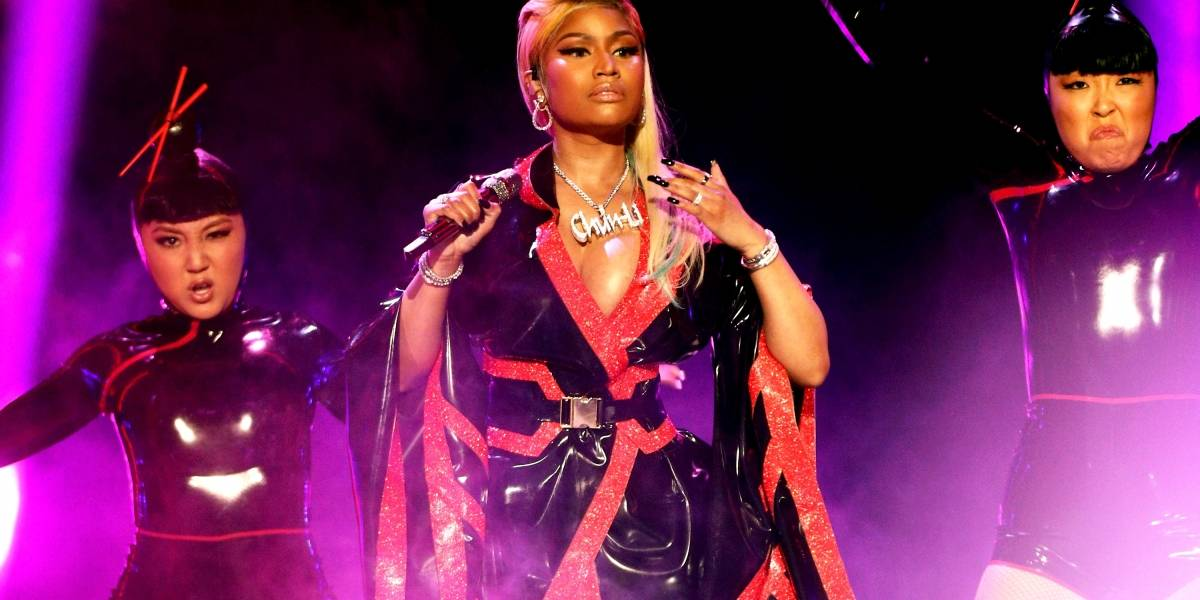 Nicki Minaj vem pela primeira vez ao Brasil fazer show exclusivo na próxima semana