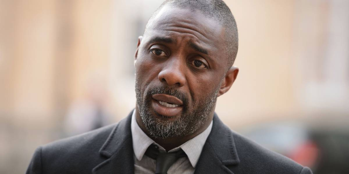Idris Elba confirma que él no será el próximo James Bond