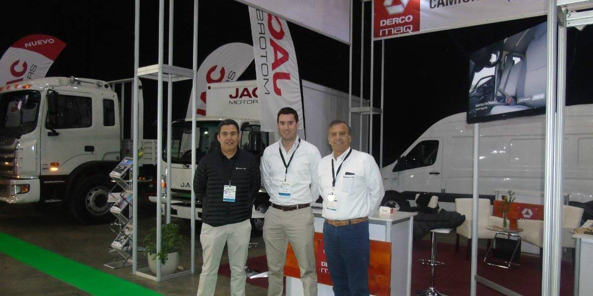 JAC Motors se hace presente en la Fitran 2018