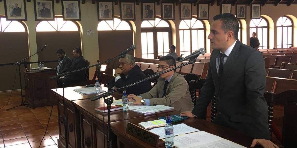 Sindicado pide en la CC que le eliminen cargo por financiamiento electoral ilícito