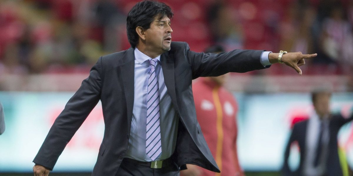 Cardozo reconoció que había estrés en Chivas